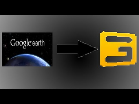 [TUTO] Comment convertir: Google earth à giants editor