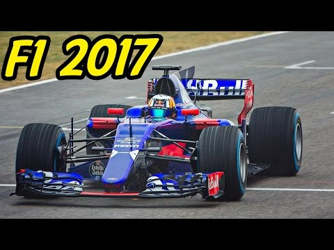 F1 2017 Game Early Testing Discussion: General Feel and Handling!