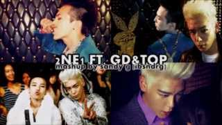 2NE1 ft. GD&TOP - High High & Crush [MASHUP / REMIX]