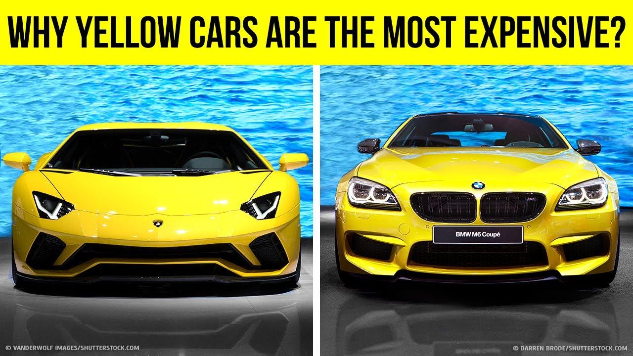 Por que os pneus de carros são pretos e alguns fatos pouco conhecidos sobre carros + vídeo