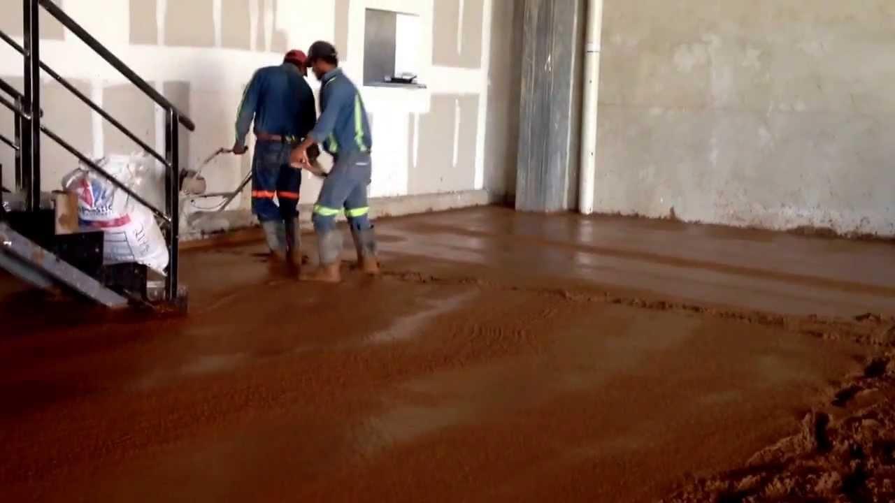 Tidycsa pisos industriales de concreto piso pulido con for Piso cemento pulido