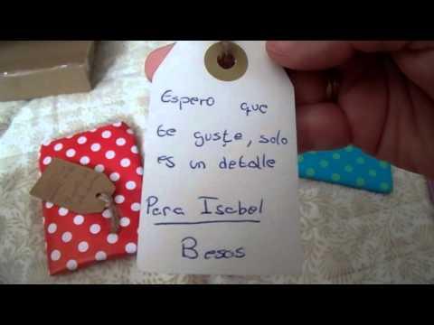 Paquete de nuestra Carmen (canal LAS COSITAS DE KABRACICI)