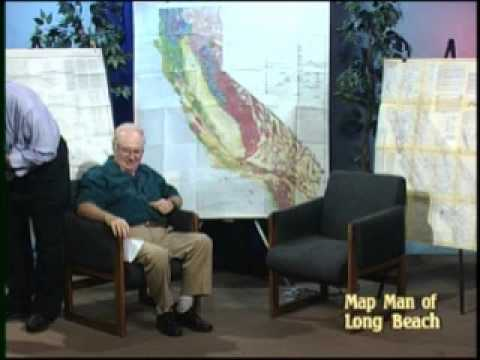 Gold Maps Of Ca