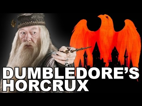 Harry Potter Theory: Dumbledore's Horcrux