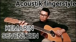 Gambar cover SEVENTEEN - KEMARIN fingerstyle guitar cover
