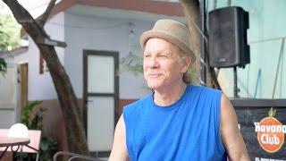 Pablo Menéndez of Mezcla on Barbara Dane, Cuban music, and Embargo