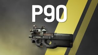 P90 - Modern Warfare 2 Multiplayer Weapon Guide