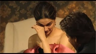 Deepika Cried for Ranveer A Alot | Shocked Shahrukh