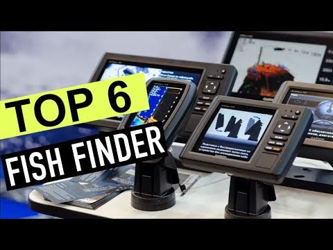 BEST 6: Fish Finders 2019