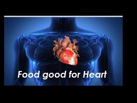Food good for heart 💓