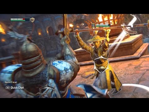 For Honor -How to Win EVERY Battle.. FOR B#TCHES!!!! Online w/Crew