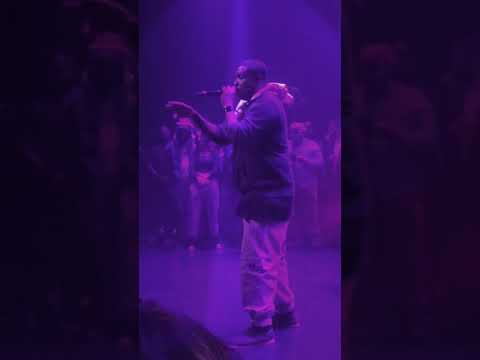 Jay Electronica Live from Chicago's ParkWest 2/1/2018