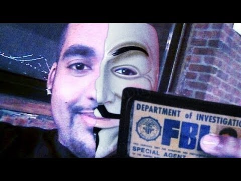 Sabu, Anonymous Hacker Turned FBI Informant, Gets Slap on the Wrist While Friends Go to Prison