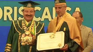 Video Álvaro García Linera recibe doctorado Honoris Causa de la UDABOL download MP3, 3GP, MP4, WEBM, AVI, FLV Agustus 2018