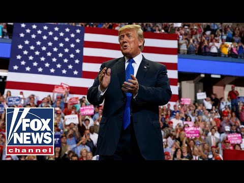 Trump holds 2020 campaign rally in El Paso, Texas