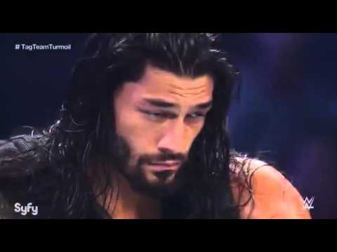 Roman Reigns and Daniel Bryan tag team Turmoil