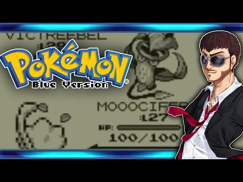 STOP WITH THE CRITS ERIKA • Pokémon Blue Version #21 • [3DS Virtual Console]