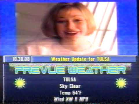 1996 Prevue Channel (Tulsa, Okla)