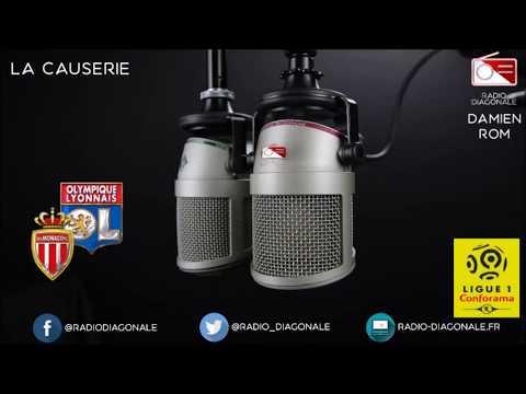 La Causerie - Ligue 1 - J24 Monaco/Lyon
