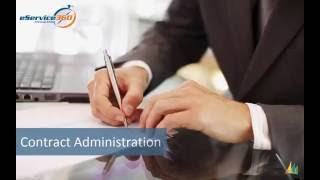 eService/360: Contract Administration for Microsoft Dynamics GP