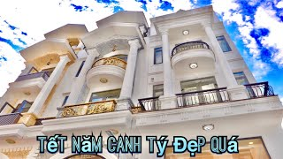 138+ Bán Nhà Gò Vấp.4,2x15m Nhà Phố Phong Cách Tây Âu Nội Thất Sang Trọng Hẻm Lớn Kinh Doanh Giá7xxx