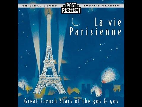 Edith Piaf: Les Aimants De Paris, with Les Compagnons de la Chanson. Rec 1948