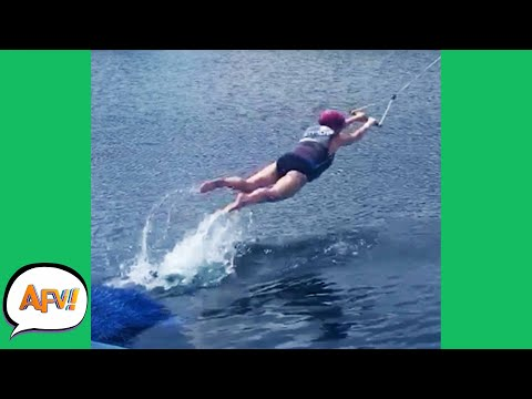 When the FAIL Goes FLYING! 🤣 | Fails of the Week | AFV 2021