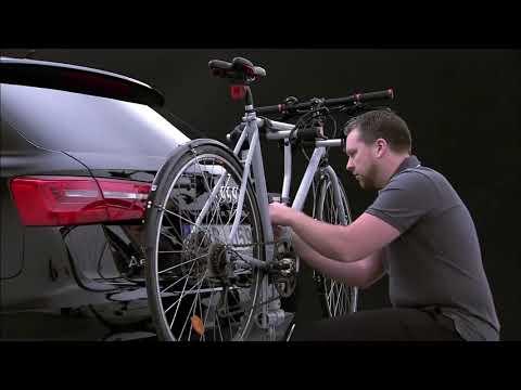 Велокрепление THULE Xpress 970 багажник для перевозки велосипедов на фаркоп