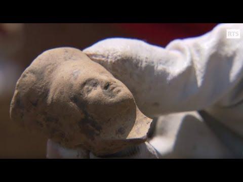 « Ceux qui font parler les pierres » ou la rencontre entre des archéologues genevois et Albanais