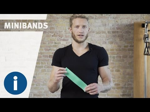 Video: Sport-Thieme Performer Rubberbands 5er Set