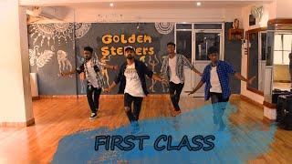 FIRST CLASS | KALANK | DANCE CHOREOGRAPHY | AMAR | VARUN D,ALIA B,ARIJIT S| GOLDEN STEPPERS