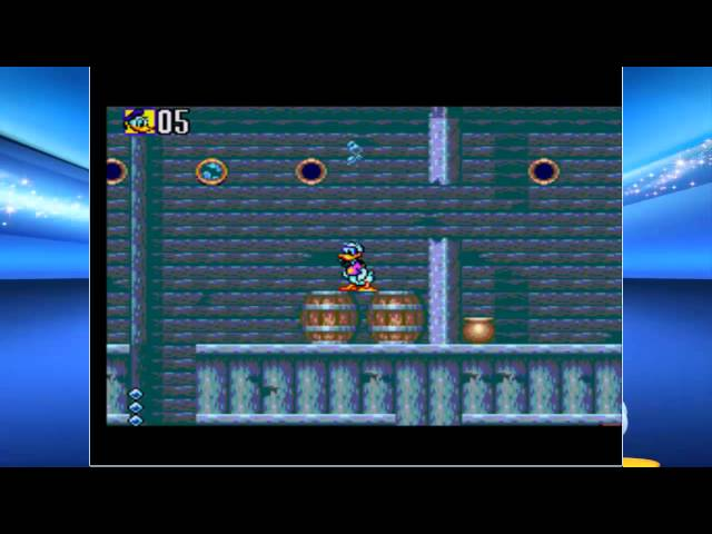 Let's Play Deep Duck Trouble Starring Donald Duck Part 1 - Bissige Meeresgefahr Reisenvideo