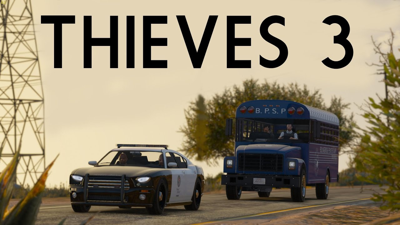 GTA V - Thieves | Machinima - I must give a big thank you to the following people for helping me with the video: