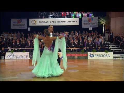 2012 GrandSlam Standard Stuttgart | The TV Highlight