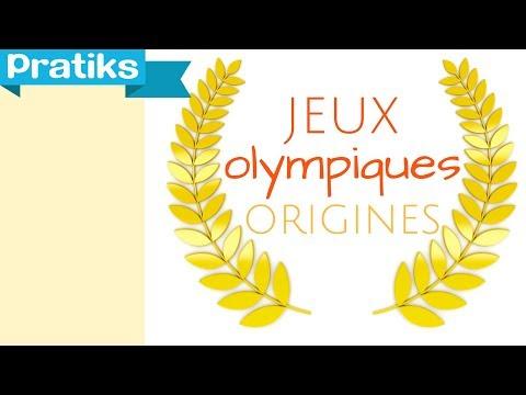 Jeux Olympiques: L'origine des JO