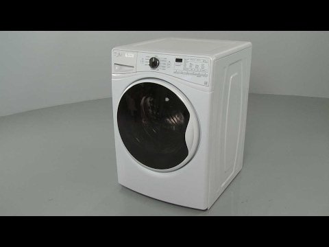 Whirlpool Front-Load Washer Disassembly Model #WFW85HEFW0
