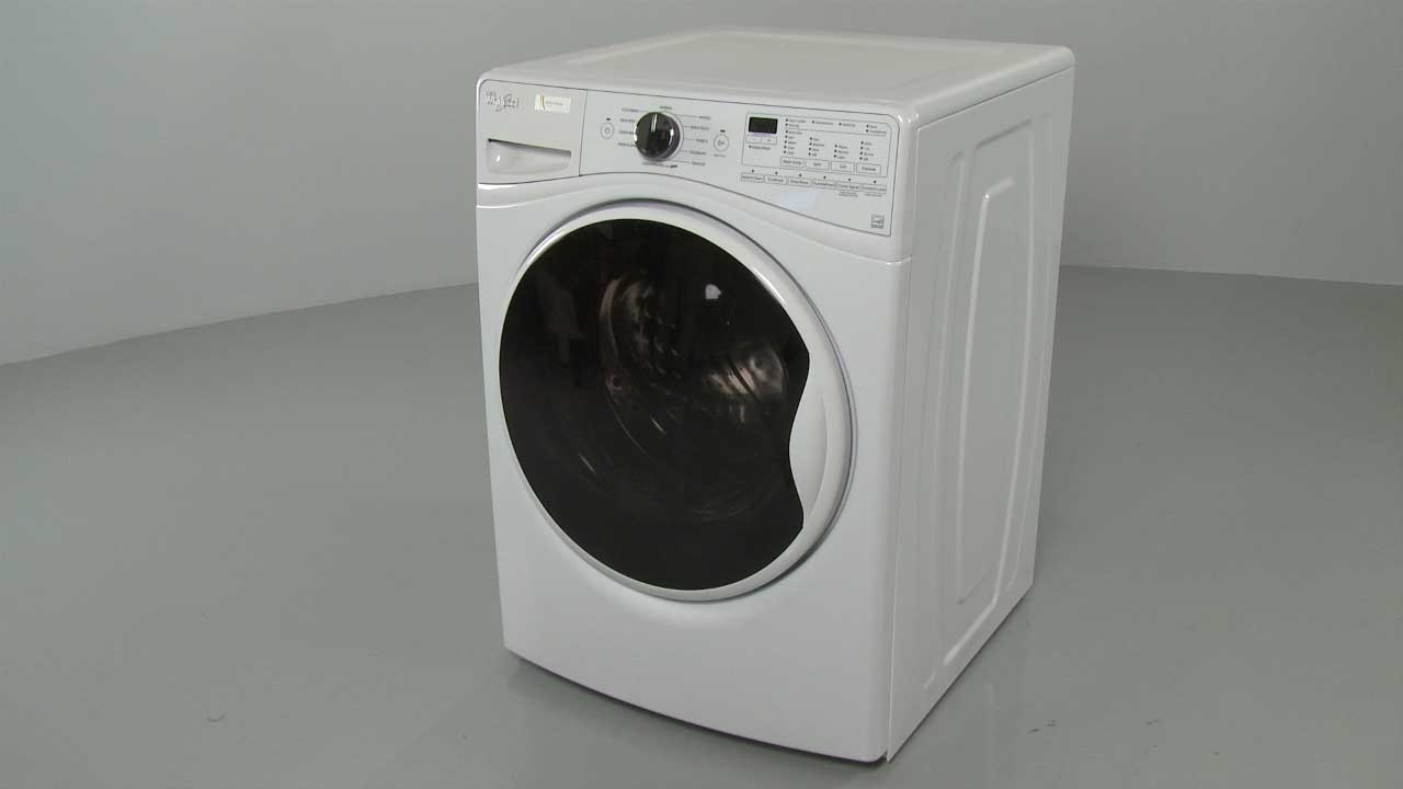 Whirlpool Alpha Front-Load Washer Disassembly, Repair Help
