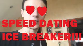 College VLOG (SPEED DATING ICE BREAKER!!!) DAY 259