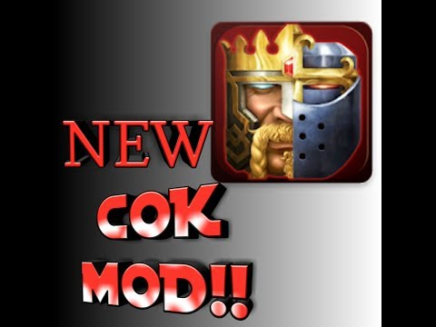 Clash Of Kings Mod 10x Purchase 5k Gold Daily