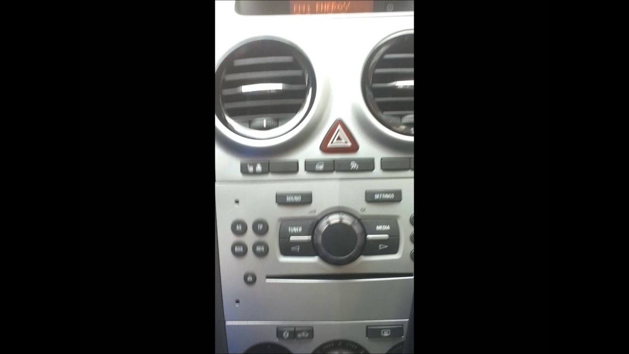 test original opel autoradio cd 30 mp3 im corsa d cd30 radio cd30mp3 astra meriva youtube. Black Bedroom Furniture Sets. Home Design Ideas