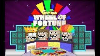 Growtopia | Wheel Of Fortune ft. Seth, Hamumu and Ubidev