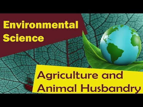 | Agriculture And Animal Husbandry  Introduction | Part 1 - Environmental Science