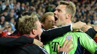 Neuer der Elfmeter-Held - Bayern im