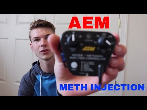 How to make crazy Horsepower easy and reliably! - AEM water to meth kit