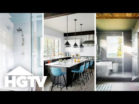 Must See Kitchen And Bath Features At Hgtv Dream Home 2019