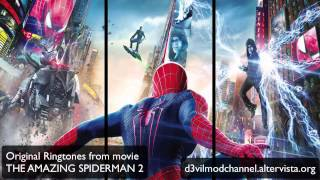Suoneria THE AMAZING SPIDERMAN 2 Original Ringtone from Movie