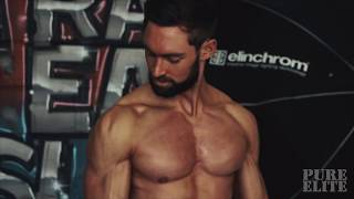 Beach Body World Champion Behind the scenes - Dan Rayner