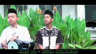SHOLAWAT NAHDIYYAH - SMK AL - HUDA SALAMAN