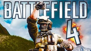Battlefield 4 Random Moments 60 (AFK Fail, Teammate Trolling!)