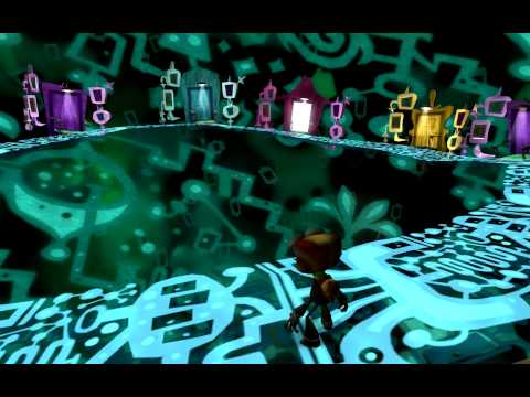 Firsthour.net - Psychonauts Audio-Visual Experience - Collective Unconscious